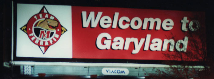 Welcome to Garyland